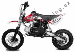 Cross Storm 125 cc Automat, E-start, 14x12