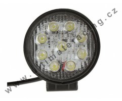 LED světlo Ultimate Racing Off-road, 9 x LED 27W