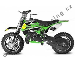 Minicross Rebel 49cc